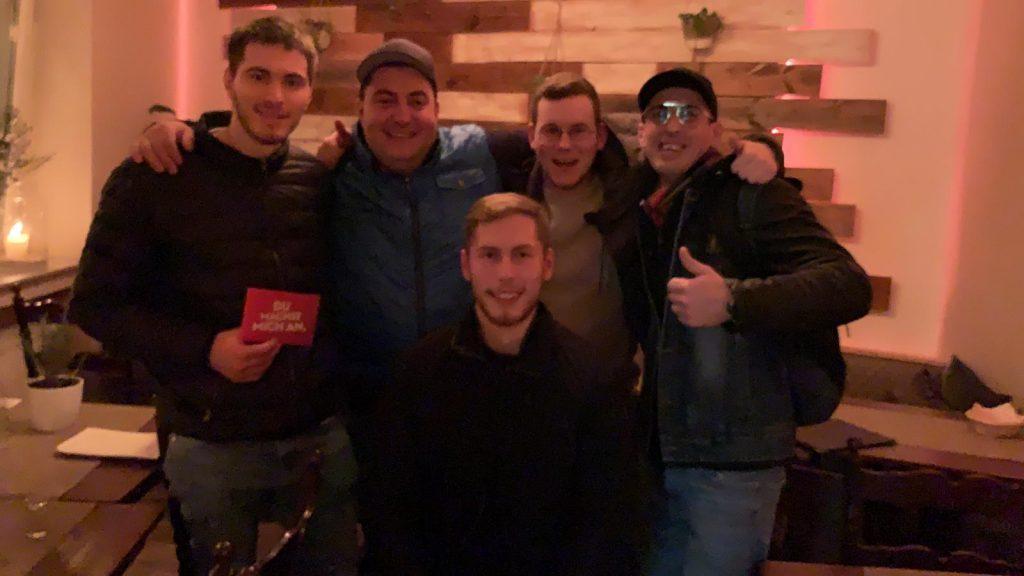 Neues Team bei Die Räumerei Hannover