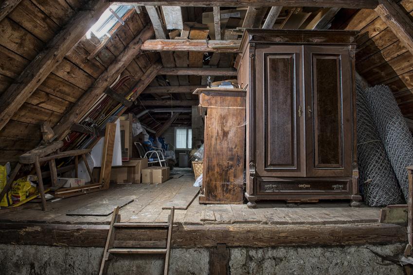 Entrümpelung Dachboden