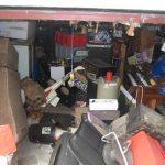 Entrümpelung Garage