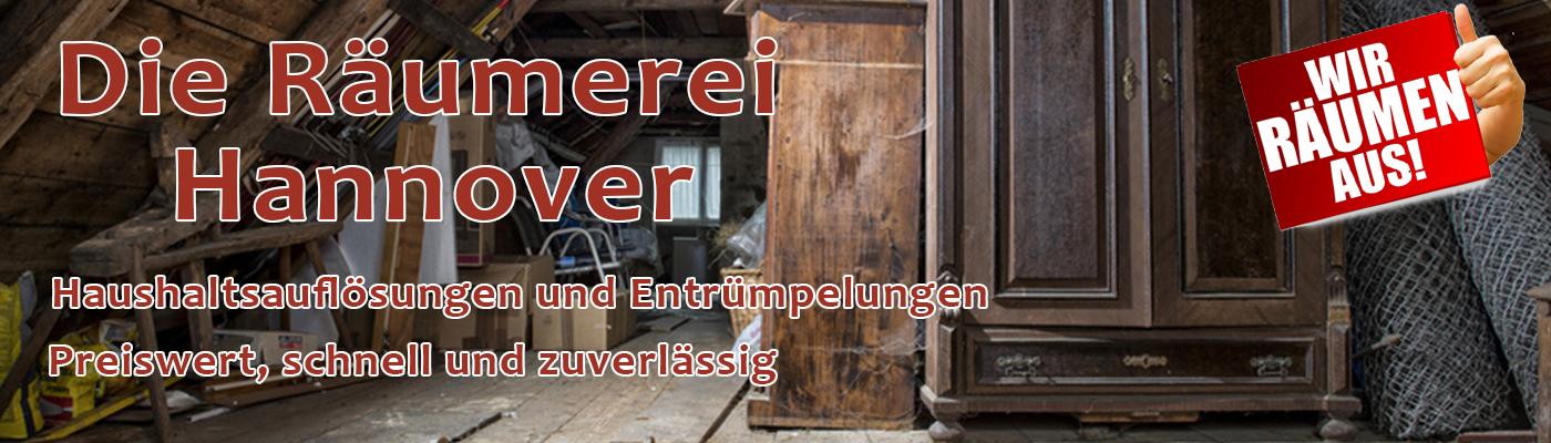 Die Räumerei – Hannover