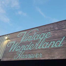 Vintage Wonderland am 13.O4. und am 16.O4.