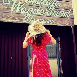 Stöbern im Vintage Wonderland