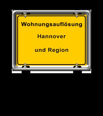Wohnungsauflösung Hannover und Region
