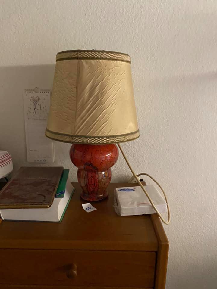 Nachtischlampe